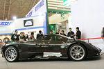 帕加尼Zonda F Spider车展实拍