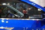 雪佛兰Aveo RS车展实拍