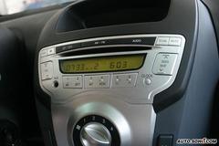 比亚迪F01.0豪华型中控台图片