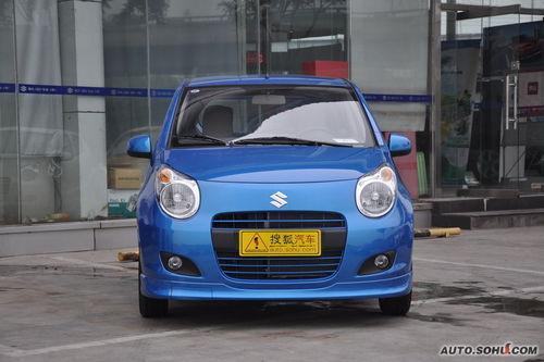 2010款铃木奥拓1.0L手动炫酷型