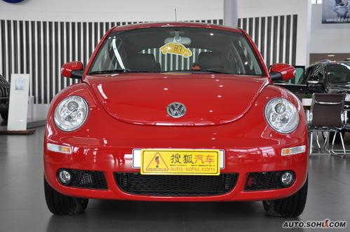 2010款大众甲壳虫1.8T豪华版