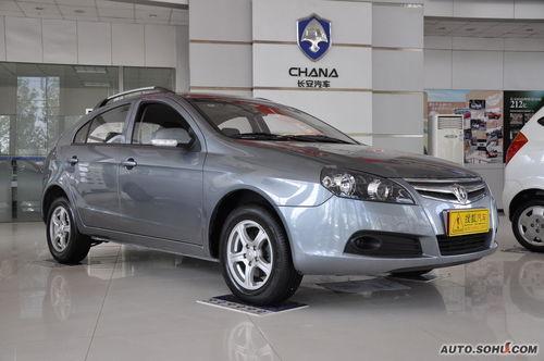 2010款长安CX30 1.6L手动运动型