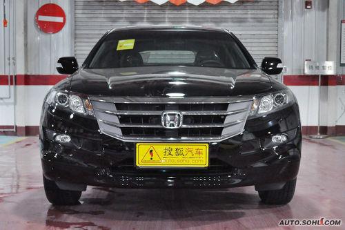 2011款本田歌诗图3.5L V6