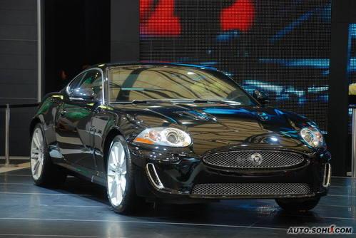捷豹 XK 实拍 外观 跑车 70万元以上 图片