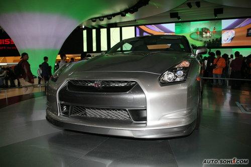 日产 GT-R 实拍 外观 图片