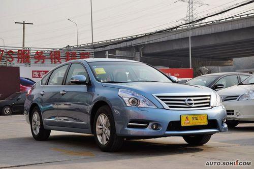 2011款东风日产天籁2.5XL V6