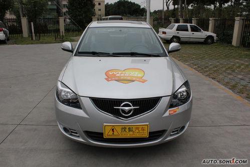 2011款海马福美来1.6L自动豪华型