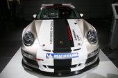 保时捷911GT3 Cup车展实拍