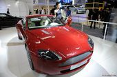 V8 Vantage硬顶车展实拍