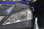 雷克萨斯ES350车展实拍