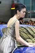 保时捷模特09上海车展实拍