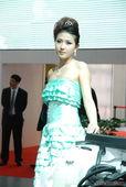 中华靓丽美女车模
