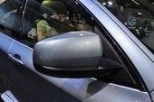宝马X6混动车展实拍