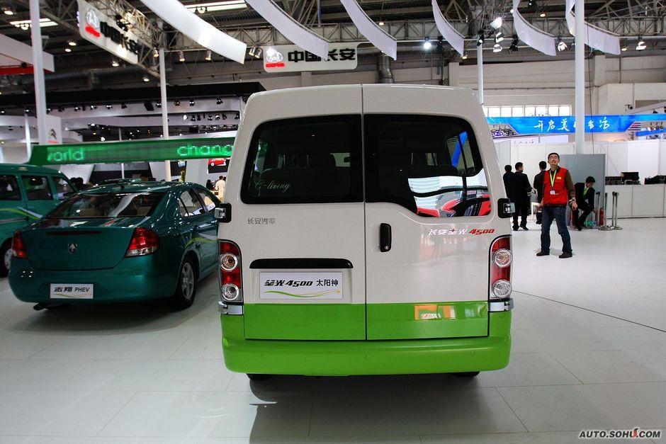 长安 长安汽车 长安星光4500 长安星光4500太阳能环保车 车展车型 高清图片
