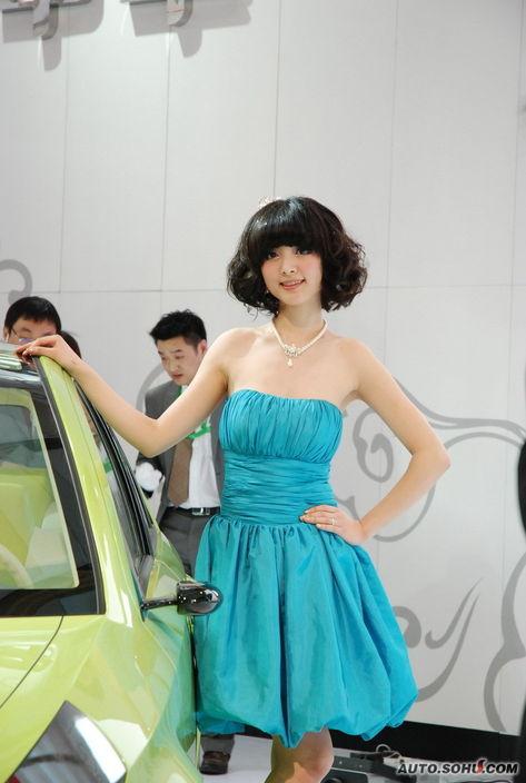 中华可爱靓丽嫩模