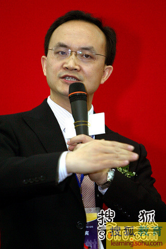 搜狐职场一言堂一周年庆典讲师阵容 李力刚