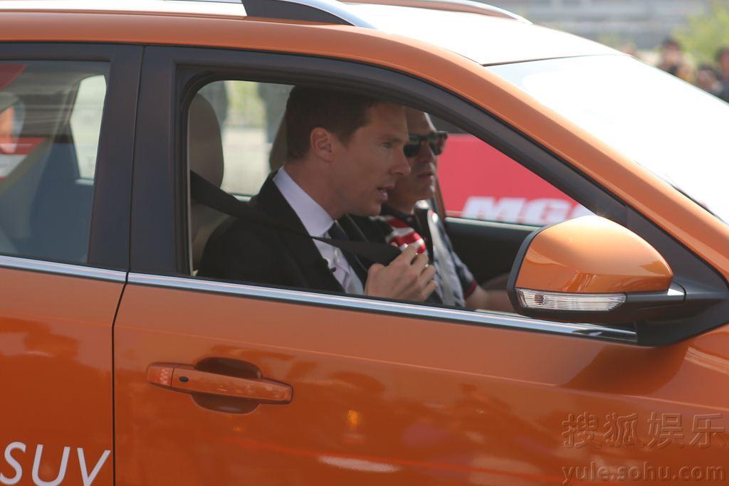 汶锜等现身汽车品牌活动。周汶