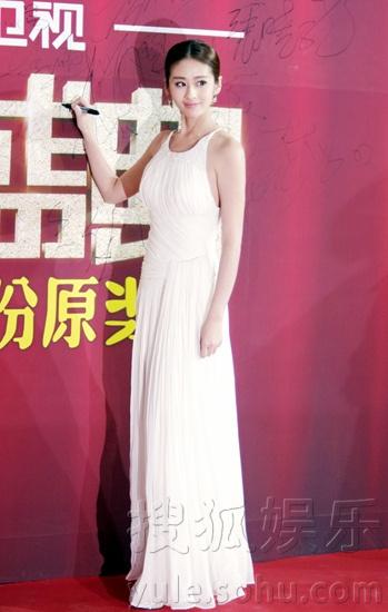 """搜狐娱乐讯 2013""""国剧盛典""""昨晚在北京盛大举办,国内外众多当红"""