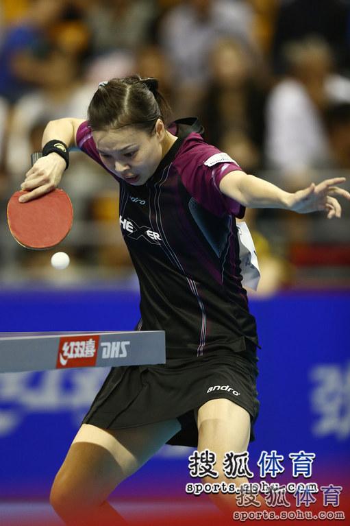 育馆,2012乒乓球女子世界杯在湖北省黄石市体育馆举行,新加坡选