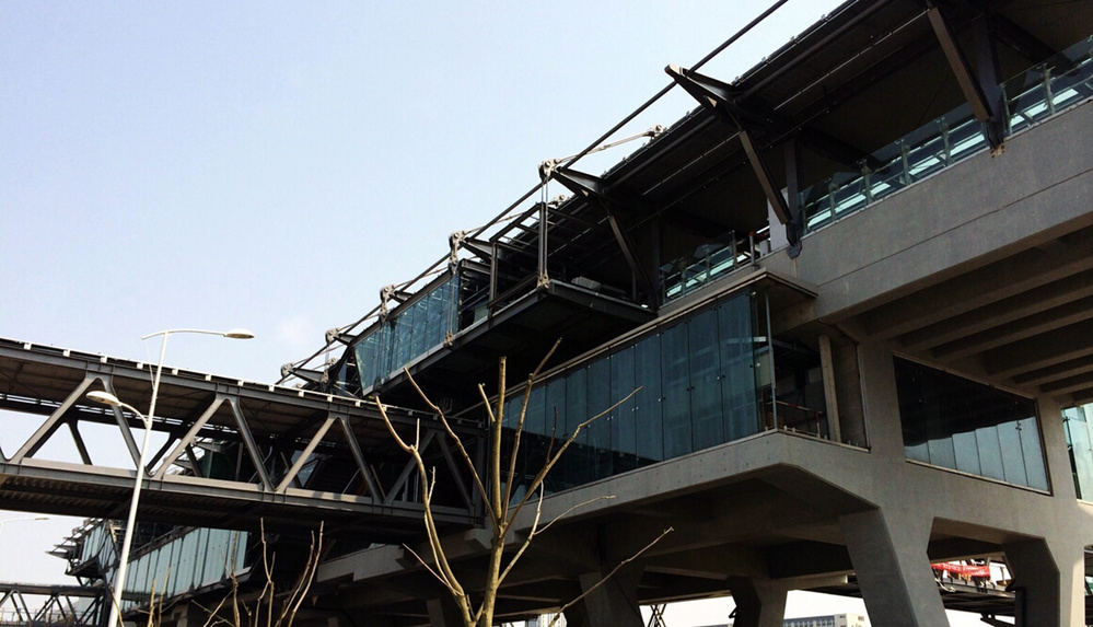 无锡地铁2号线——贯通无锡市区东西方向★简介:2号线起于滨湖区图片