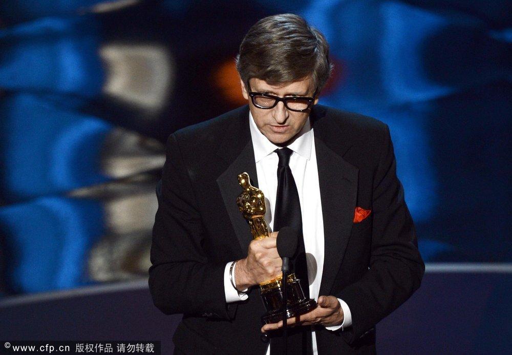 礼在美国杜比剧院举行.搜狐视频全程直击颁奖礼盛况.第85届奥斯