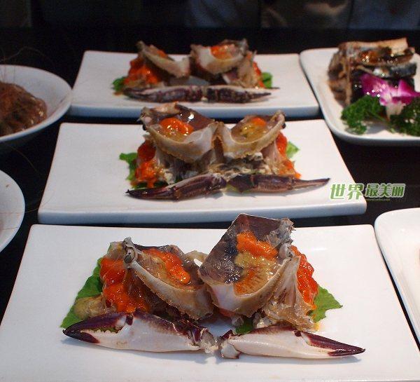 鲜香口中留 南通鱼虾蟹肉美食阵