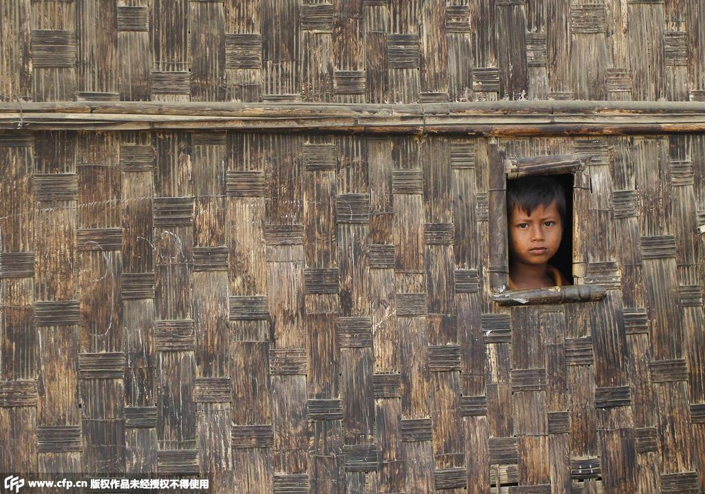 来的首次人口普查.-世界难民日 我想有个家