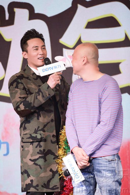 月12日下午,电视剧《老婆大人是80后》庆功发布会在北京举行,制图片