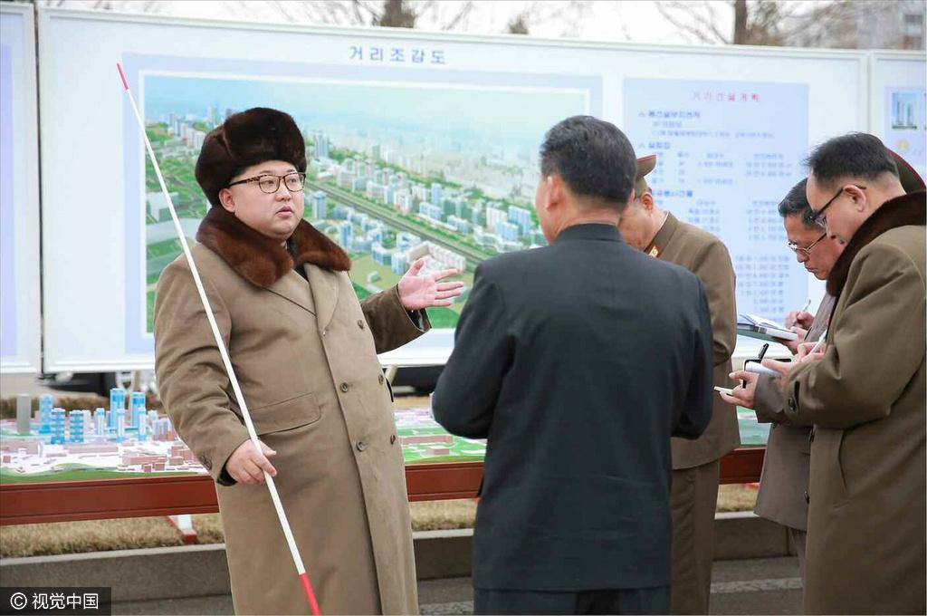 情况.占据朝鲜人口总数的十分之一的平壤,一直都是该国重点建