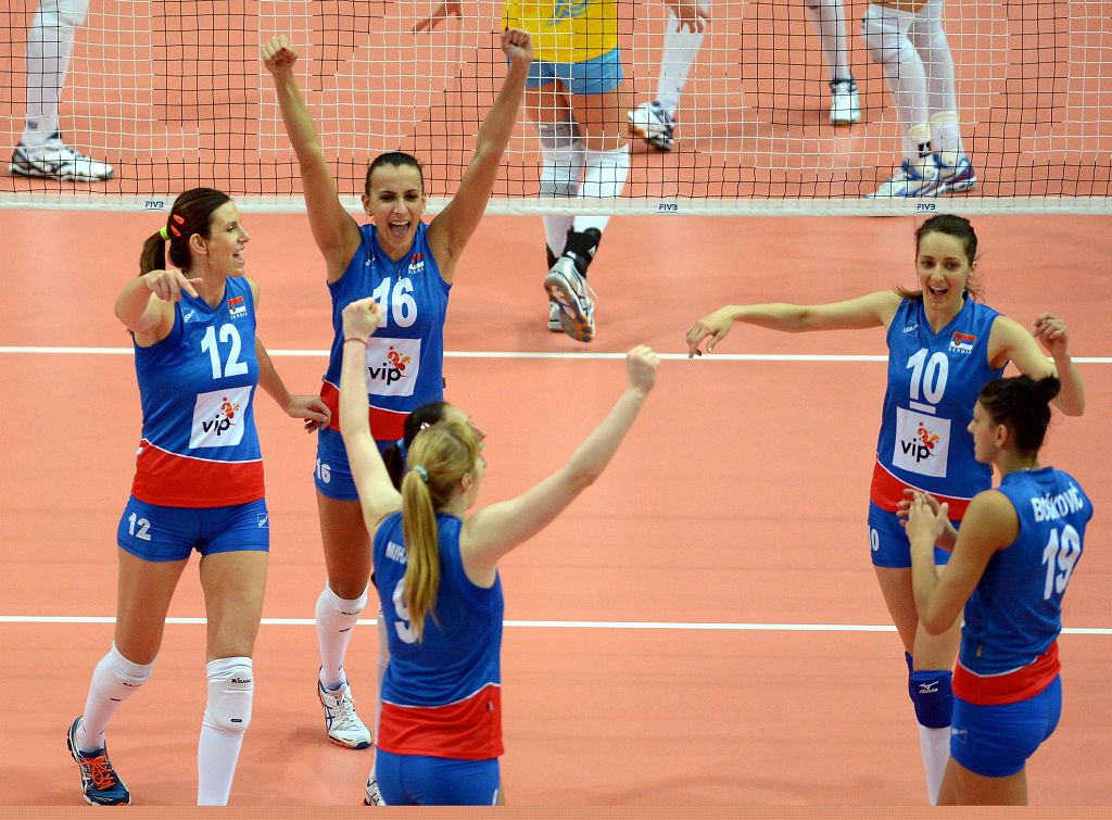 塞尔维亚3 0哈萨克斯坦 布拉科塞维奇霸气图片