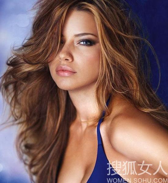 超模素颜上妆对比 谁是天然美人