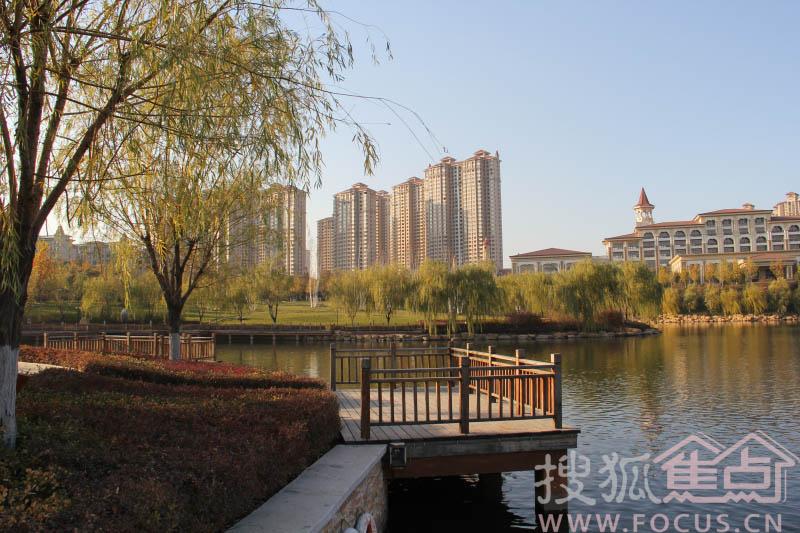 秦皇岛半岛公园实景拍摄