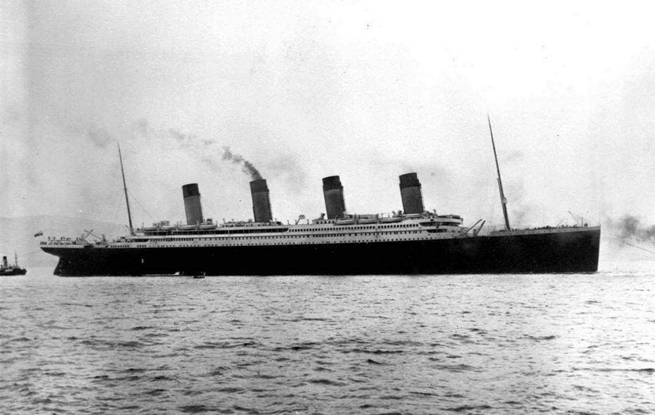 泰坦尼克号沉没一百周年特辑【新闻·大视野】 - 梦幻12315 - 梦幻人生家园