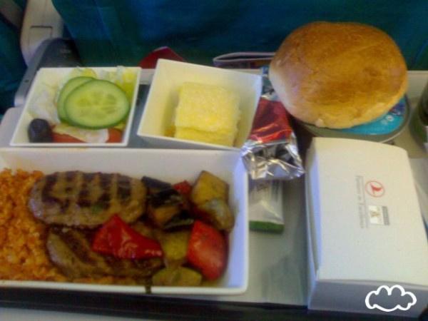 飞机餐盘点 到底哪家最好吃?