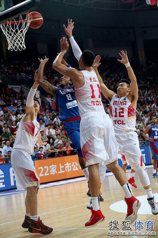 回顾亚锦赛男篮夺冠 重回亚洲之巅迈向里约 - tianlong1952-518 - 天 龙 的博客