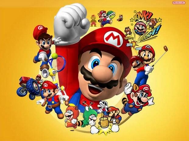 NO.10《超级马里奥》源自红白机的《超级马里奥》是80、90年代生人整个同年的回忆,那个带着红帽子,吃了蘑菇会变大,吃了星星能发飙的大胡子,曾经让人为了通关绞尽脑汁。如今,《超级马里奥》早已超越了红白机时代的水平,各种故事类型甚至3D版本都被开发出来,玩法也越来越多样,游戏公司的目的,不仅是挣得几个铜板,更是努力让这样一款游戏继续熠熠生辉,永不褪色。