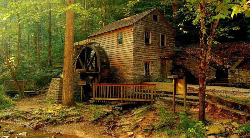 最美欧式田园风格小屋外景图片大全