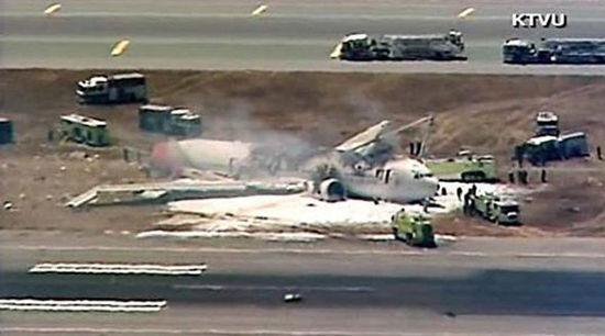 一波音777客机在旧金山坠毁 - fpdlgswmx - fpdlgswmx的博客