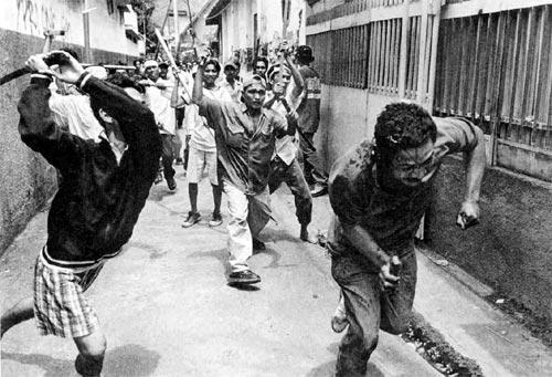 1998年印尼排华骚乱照片4991127-文化频道图