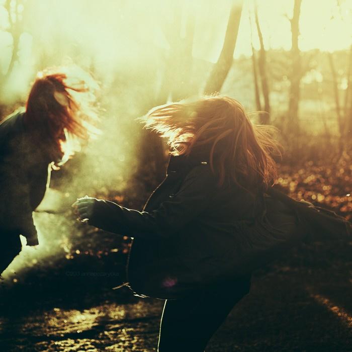 相机变成魔法棒 波兰摄影师童话人像作品