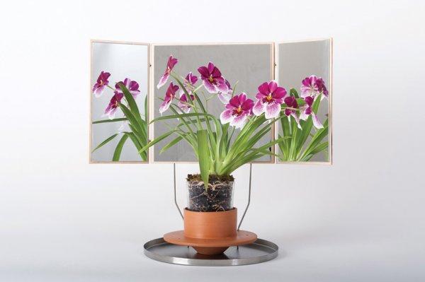 米兰设计周速览 手工创意花盆图片