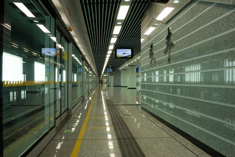 地铁 站台 800_535