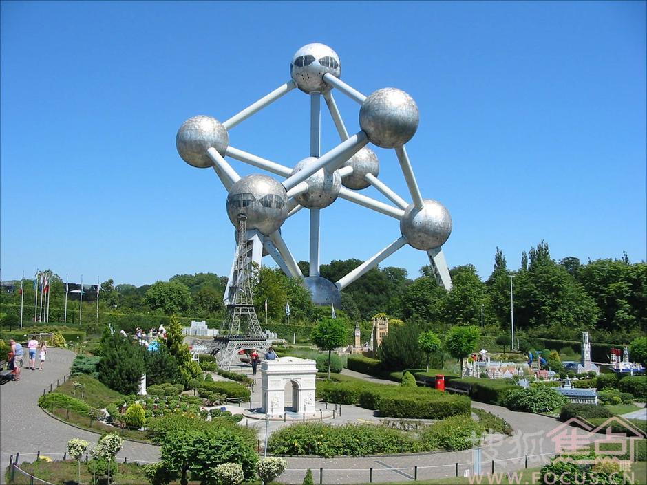 铁原子结构设计建造