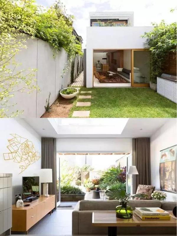 你想要這樣的鄉下房子庭院嗎?