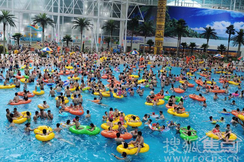 天津再添旅游地标 天山海世界·米立方盛大开业