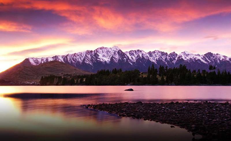 皇后镇 ● 新西兰 - 霁日风光 - wxm46720 的博客