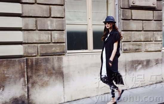 《美丽俏佳人》欧洲行李晔演绎瑞士时尚风范青木源电影图片