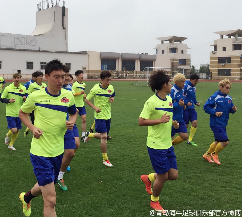 中国足球 中甲联赛|2015中甲 中甲热点 青岛海牛 青岛海牛队动态 搜狐