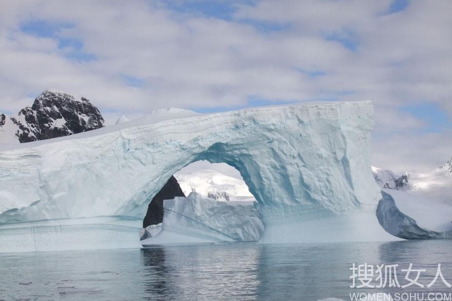 极地畅游 领略冰山雪地盛景