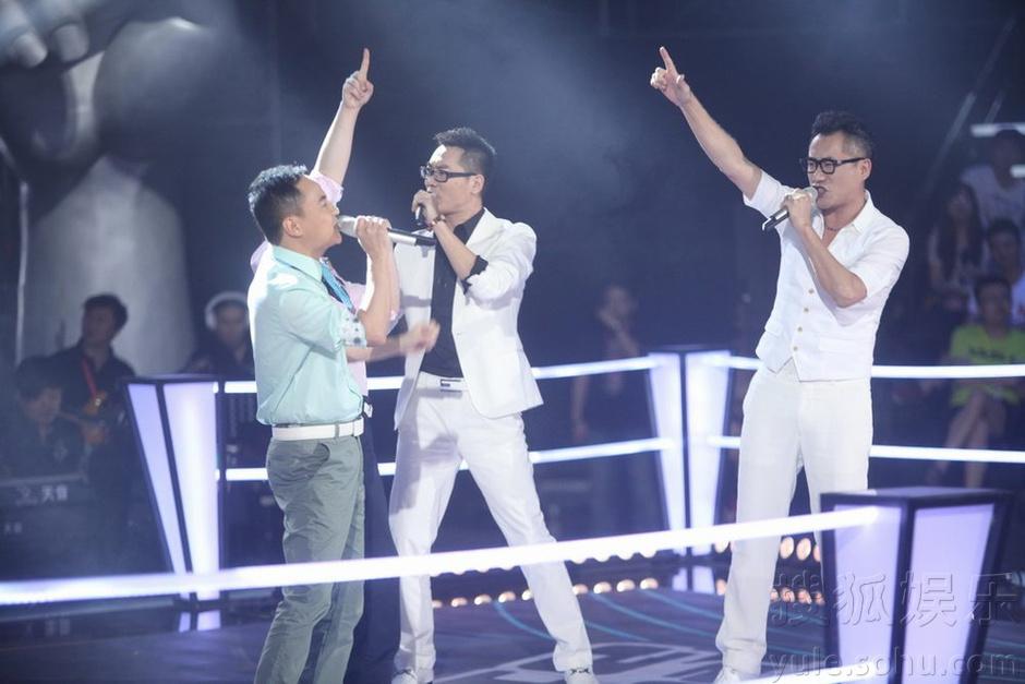 第二季《中国好声音》学员——声音组合